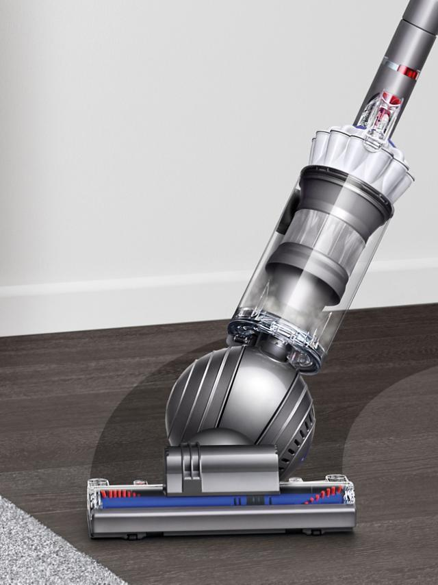 James Dyson promises the Cyclone V10's battery will last 15 years